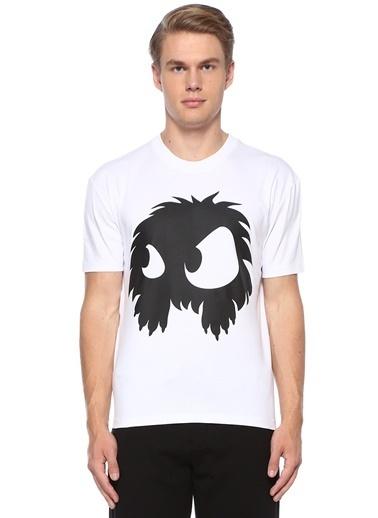 McQ Alexander McQueen Tişört Siyah